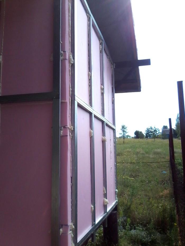 Как я пугал и удивлял своих соседей, хотя по факту просто строил свой необычный дачный домик. Строительство, Дачный домик, длиннопост