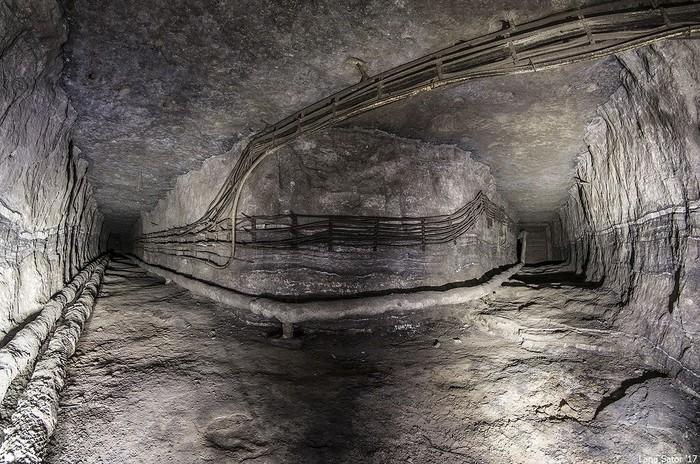 Опустевшие закрома Родины: подземное зернохранилище (ч2) Зернохранилище, Подземный ангар, СССР, Великая Держава, Заброшенное место, Урбанфакт, Длиннопост