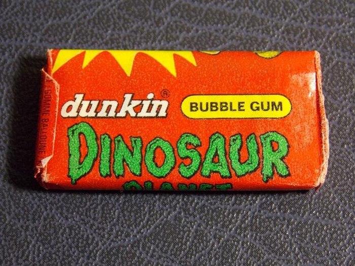 Планета Динозавров / Dinosaur Planet Жвачка, Dinosaur, Dinosaur planet, Детство, Мое сокровище, Хреннайдешь, Длиннопост