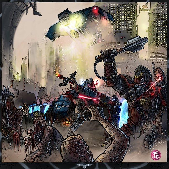Adeptus Arbitres Warhammer 40k, Wh art, Adeptus arbitres, Фан-Арт