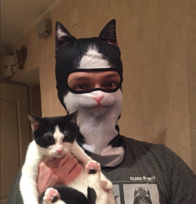 Любви к котеечке пост