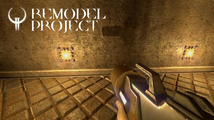 Релиз обновленных моделей для Quake 2 Quake, Quake 2, Оружие, Gamedev, Modding, Длиннопост