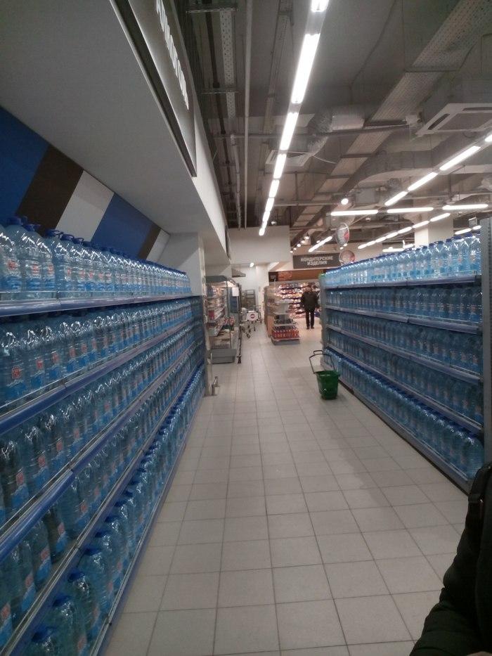 Всем Воды!! Перекресток, Супермаркет Перекресток, Магазин, Алкоголь