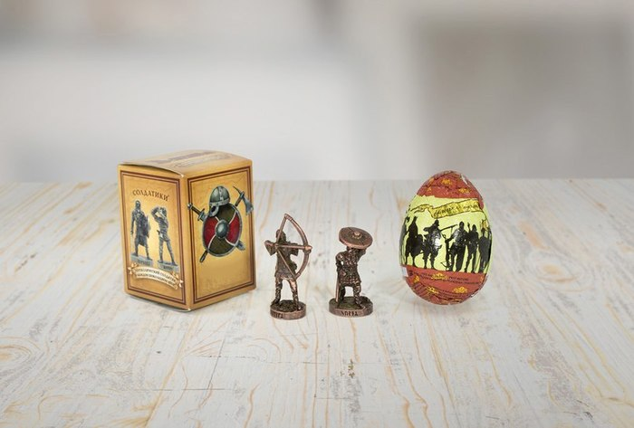 Киндер-сюрприз для настоящих мужчин миниатюра, викинги, трэвис фиммел, Солдатики, ностальгия, длиннопост, киндер сюрприз, интервью