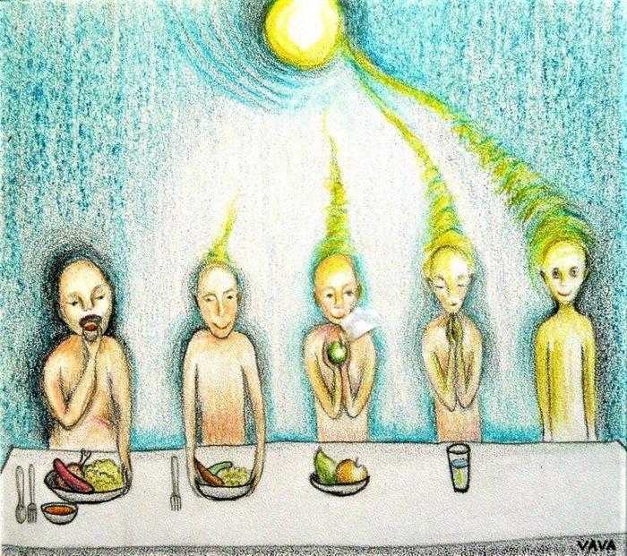 Праноеды дожирают наше солнце! =)) Праноеды, Солнежоры, Общество, Психопатия, Длиннопост