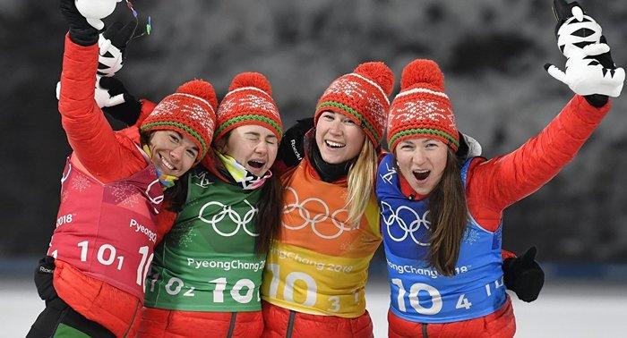 Ура золото!!! Золото, Биатлон, Эстафета, Беларусь, Ура