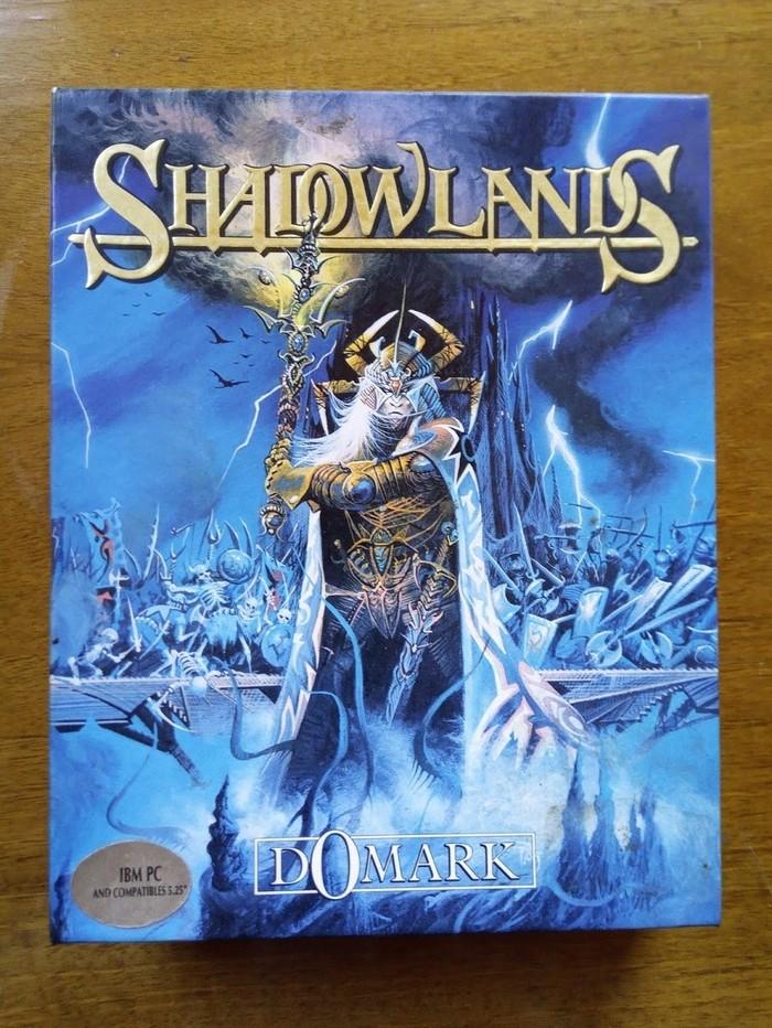 Еще коробочка Дискета, Shadowlands, Длиннопост