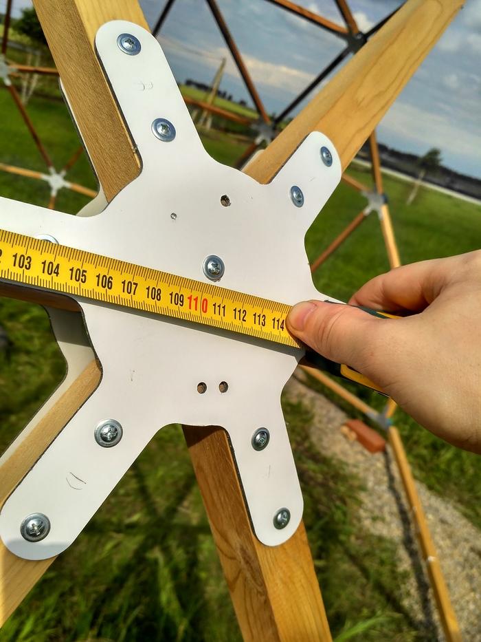 Как я строил купольную беседку Строительство, купольная беседка, беседка, купол, длиннопост, своими руками, handmade