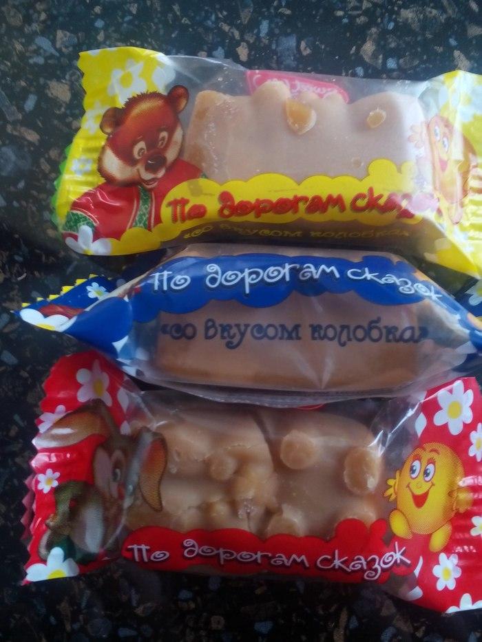Конфеты со вкусом Колобка))) Колобок, Конфеты, Сладости