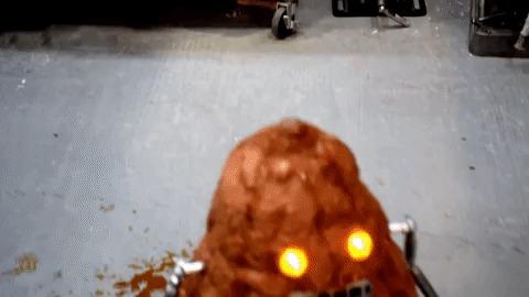 Незнайка и робот-пылесос 1958 года. Николай Носов, Незнайка, Робот-Пылесос, Незнайка в Солнечном городе, Коммунизм, Гифка, Длиннопост, Нтп