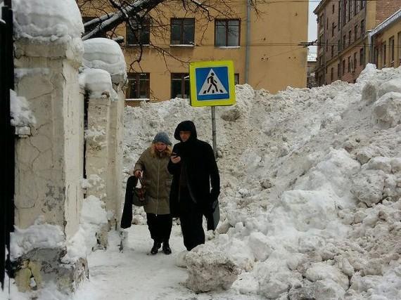 Как в Москве снег убирают Уборка снега, Москва, Моэск, Негатив
