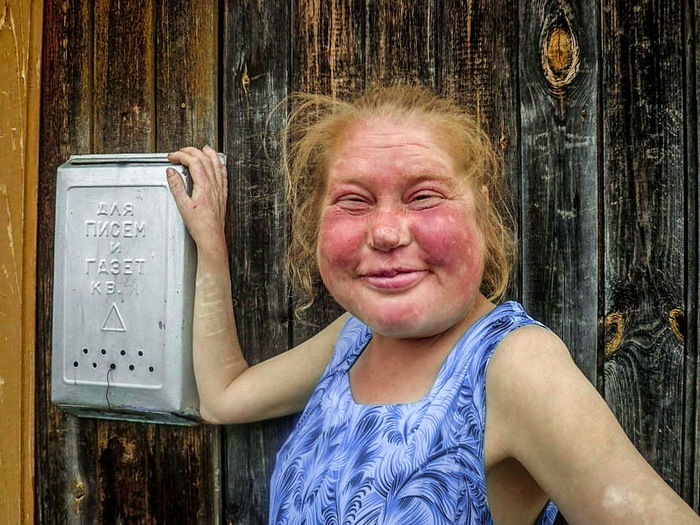 Прикольные картинки страшная баба