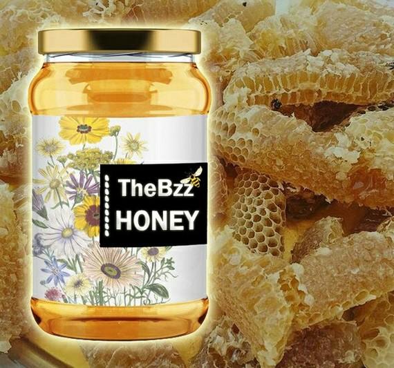 Нейминг для медового бренда