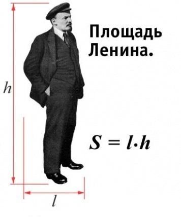 Площадь Ленина и неграмотность. Ленин, Образовач, Просвещение, Компас 3d, Длиннопост
