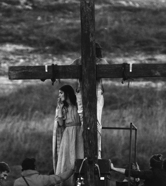 Перекур Съемки, Иисус Христос, Перекур