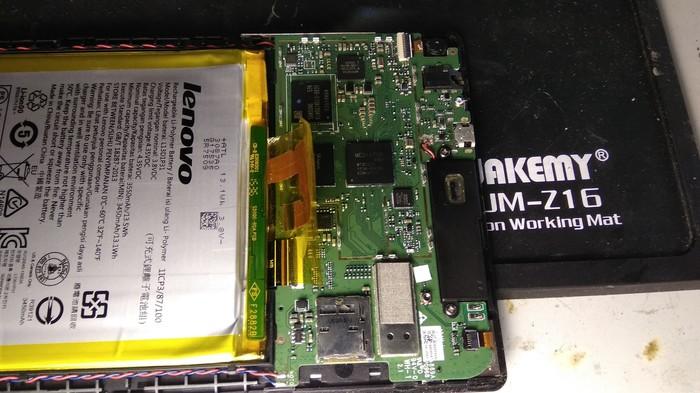 Реболл процессора на lenovo Омск, Ремонт телефона, Ремонт планшета, Работа, Длиннопост