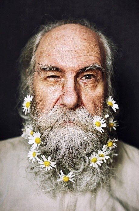 «Дедушка, борись!»: трогательный фотопроект о петербуржце, который борется с раком в 80 лет. Борьба с раком, Болезнь, Жажда жизни, Длиннопост