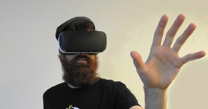 Про очки виртуальной реальности.