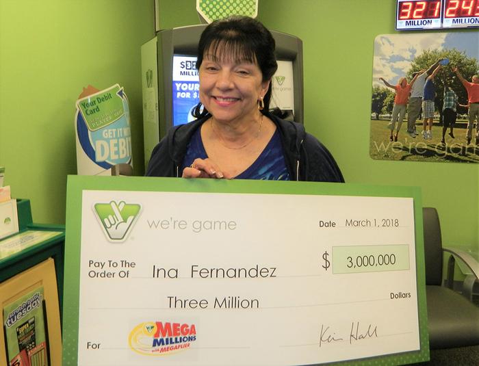 Американка полгода боялась выигрышного лотерейного билета