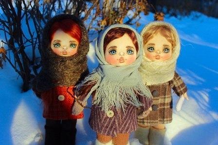 Куколки с душой Кукла, Текстильная кукла, Ручная работа, Рукоделие, Рукоделие без процесса, Длиннопост, Текст, Картинка с текстом