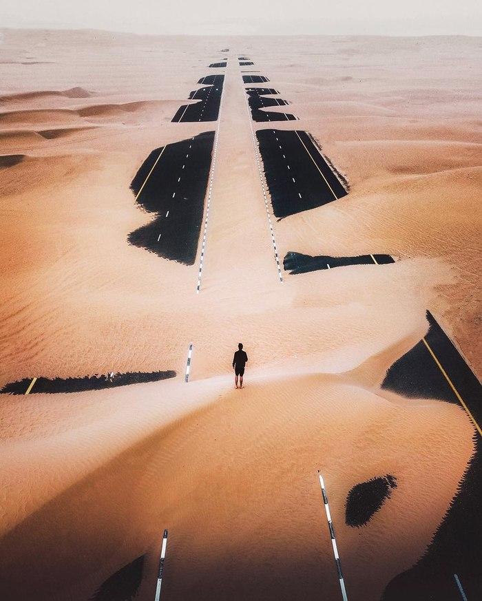 Лучшие фотографии с дронов за последнее время #18 подборка фотографий, Квадрокоптер, Длиннопост, фотография