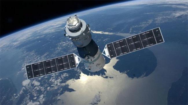 Первая космическая станция Китая упадет на землю примерно через 21 день