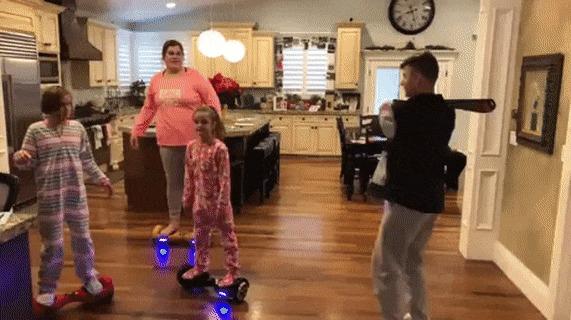 Веселье для всей семьи