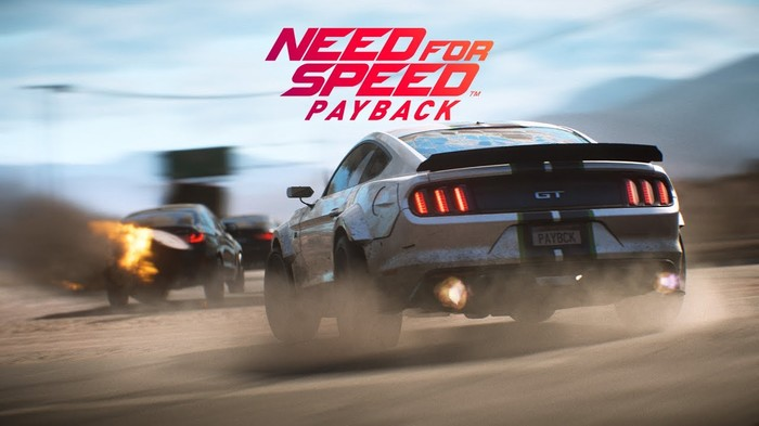 Need for Speed:Payback взломан командой CPY. EA games, Need for Speed, Need for Speed: Payback, CPY
