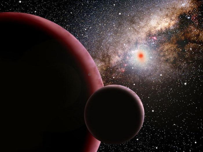 Звёздное небо и космос в картинках - Страница 37 1520629826138222363