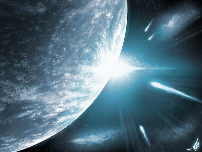 Звёздное небо и космос в картинках - Страница 38 1520629832115357957