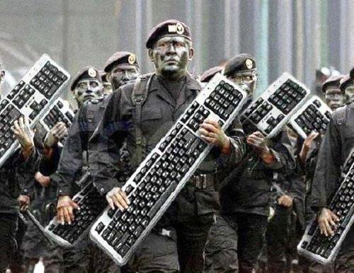 Официальная презентация диванных войск? Украина, Политика, Блогеры, Диванные войска