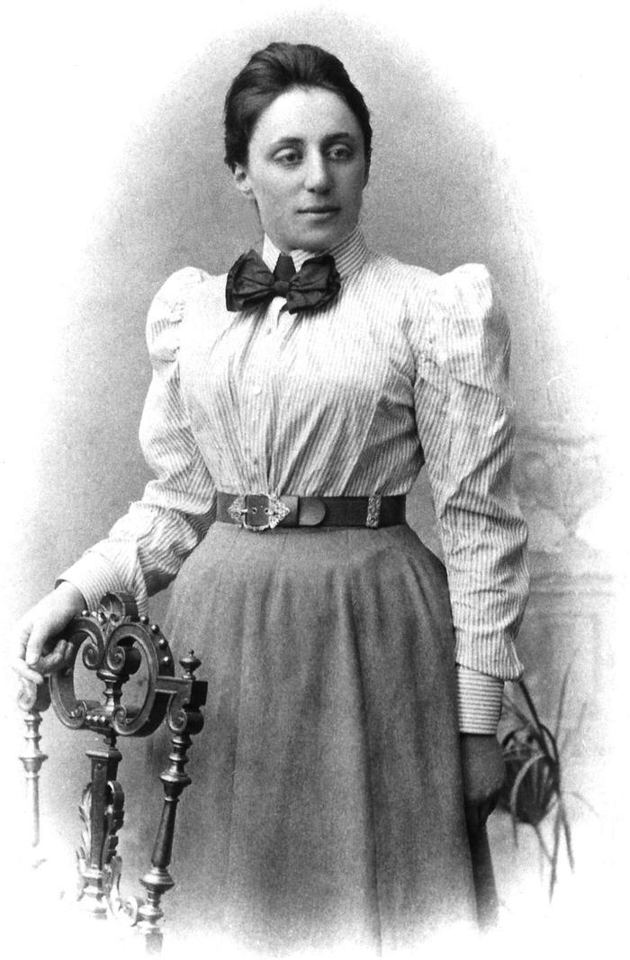 Женщина, которая изобрела общую алгебру Физика, Общая алгебра, Эмми Нётер, Наука, Женщина, Алгебра, Длиннопост