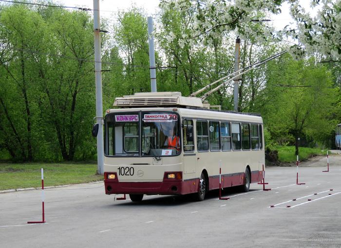 Дневник водителя троллейбуса. #7