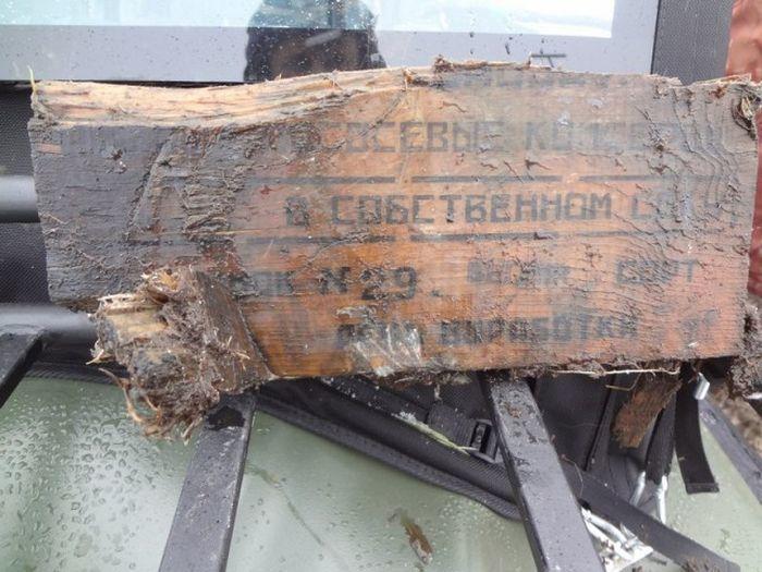 Поисковые работы на месте крушения самолета ДБ-3 (Часть 2)