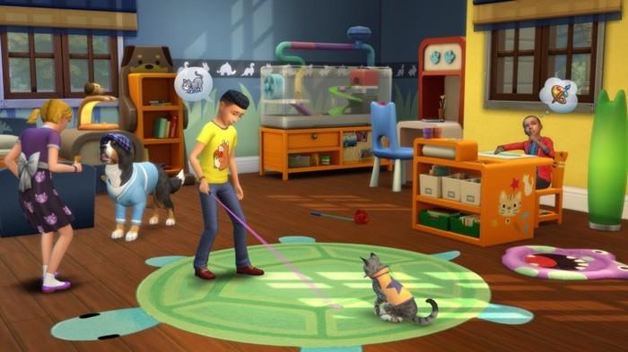 EA выпустила DLC для DLC для The Sims 4 EA games, The sims, Dlc