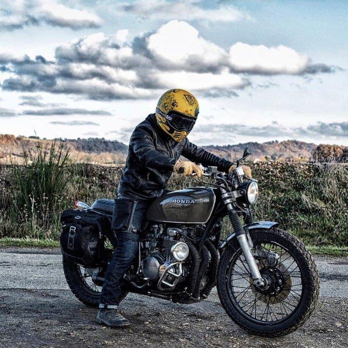 10 брутальных мотоциклов в стиле Cafe Racer Мото, фотография, красота, из интернета, длиннопост