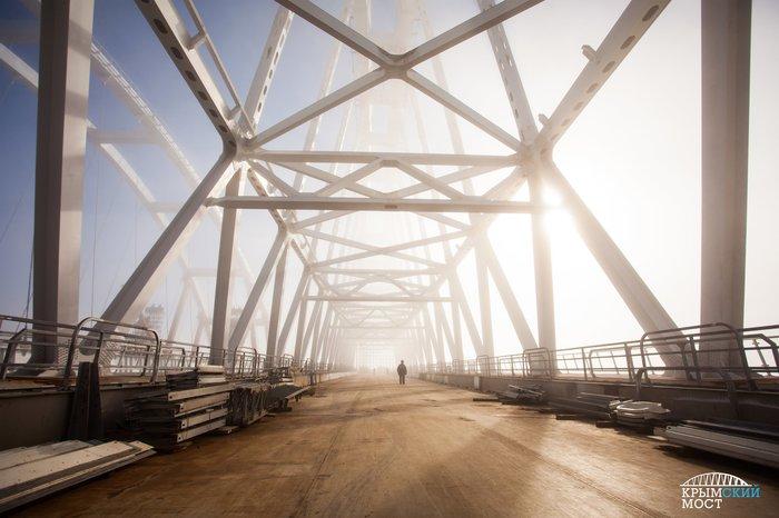 Крымский мост откроют досрочно Крымский мост, Крым, Россия, Строительство, Керченский пролив