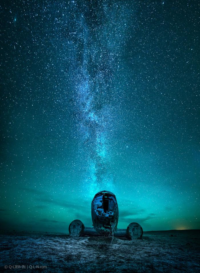 Звёздное небо и космос в картинках - Страница 37 1521127191287272431