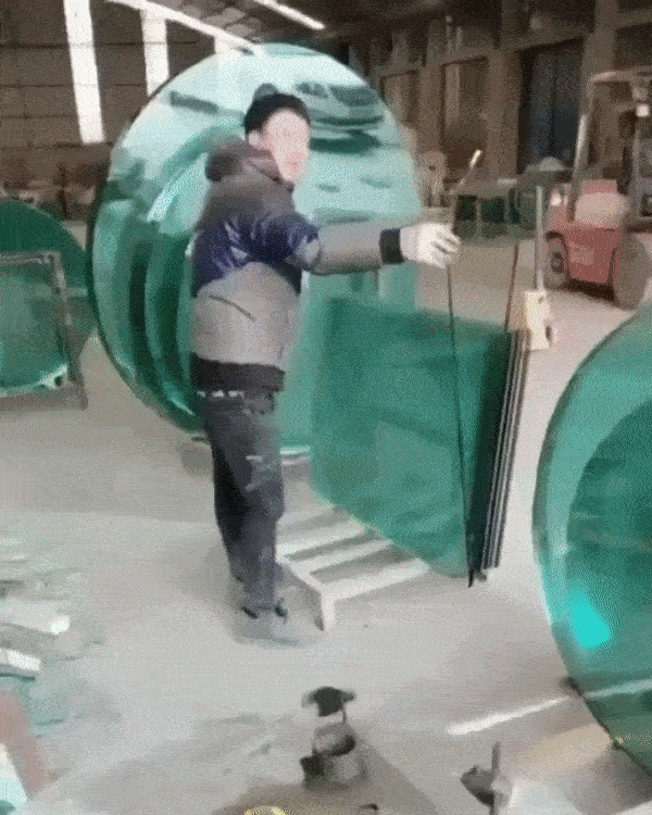 Делаем стеклянный столик