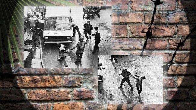 """Как """"Альфа"""" сухумскую тюрьму освобождала. Спецназ Альфа, Сухум, Тюрьма, Штурм, Бандиты, 80-е, Длиннопост"""
