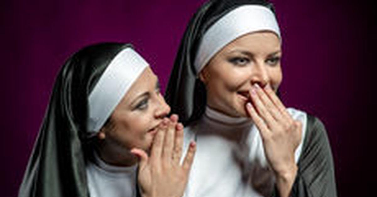 Порно фильмы молоденькие монашки лесбиянки