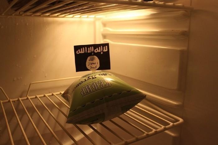 Заглянул в холодильник, а там...