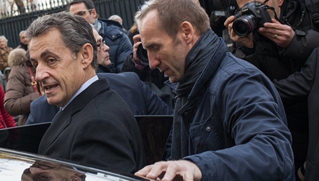 Экс-президент Франции Саркози задержан по делу о коррупции Новости, Франция, Николя Саркози, Коррупция, «Коммерсантъ», Политика