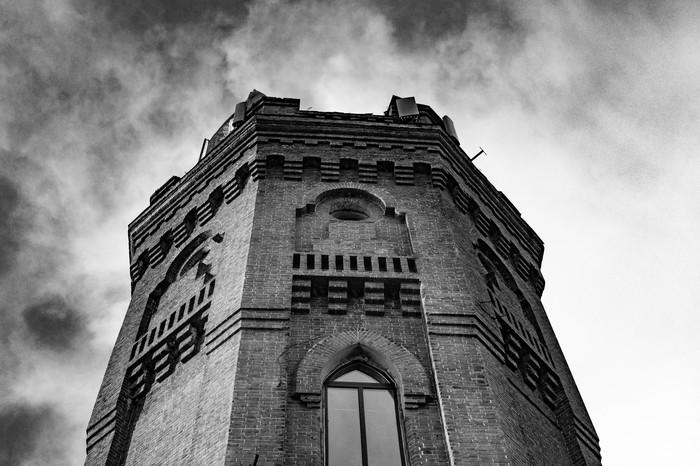 Башня Башня, Тобольск, Фотограф, Фотография, Черно-Белое фото