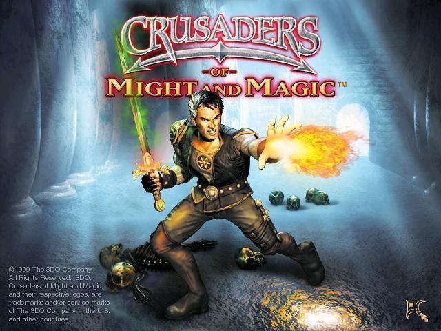 Crusaders Of Might And Magic... Crusaders of Might And Magic, Компьютерные игры, IC обзор, Длиннопост, Action, Видео