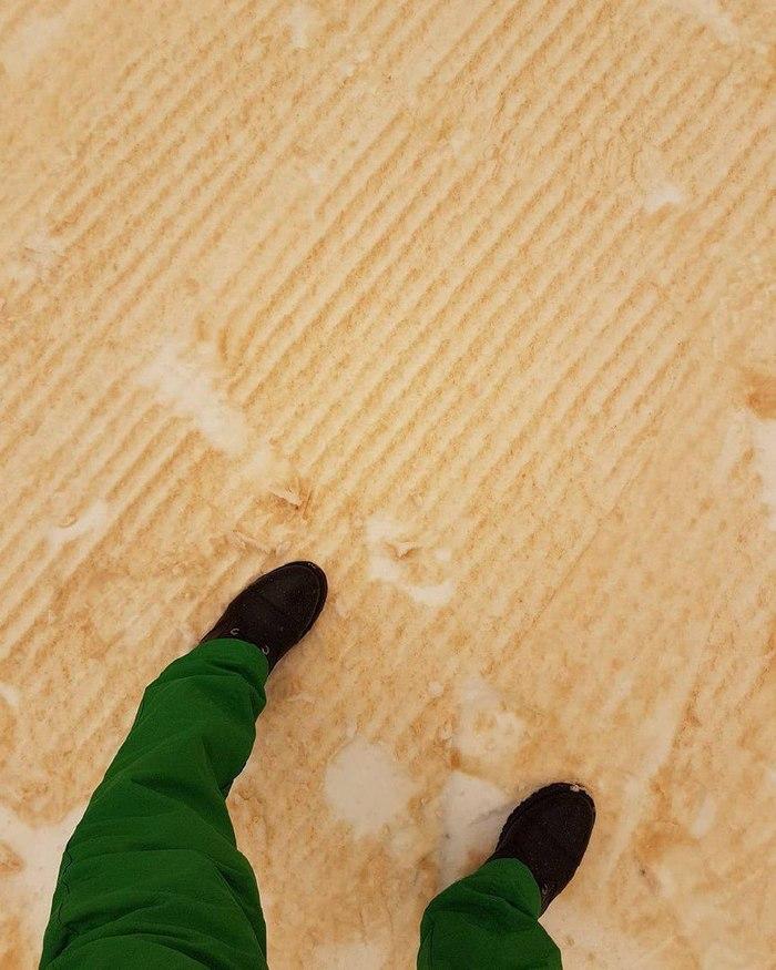 Грязный привет из Африки Пыль, Пылевая буря, Грязь, Красная Поляна, Длиннопост