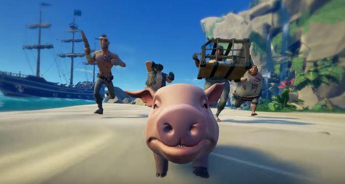 Бывший художник Sea of Thieves: «За четыре года в игру можно было добавить куда больше контента» Sea of Thieves, Rare, Художник, Reddit, Потенциал, Пираты, Море, Видео, Длиннопост