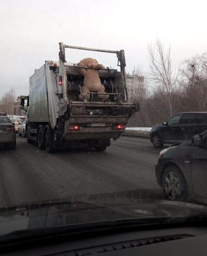 Замечено на дорогах Екатеринбурга