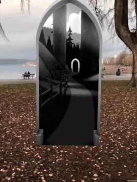 Портал в другой мир