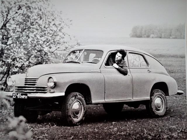 Победа ГАЗ-М20 Автомобилисты, Джип, Автомобильная история, Старое фото, Гордость папы, Самодельный автомобиль, Фотография